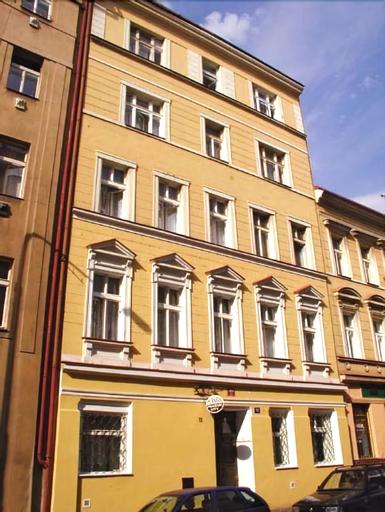 Pension Prague City, Praha 8