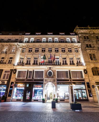 Hotel Liberty, Praha 1