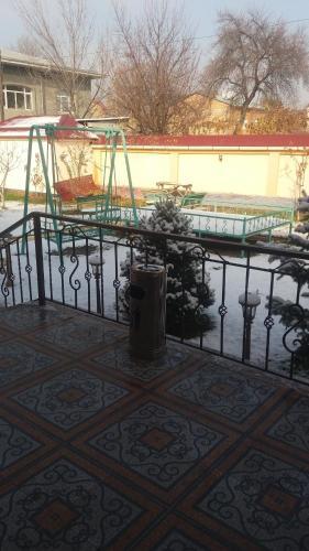 Tashkent, Qibray