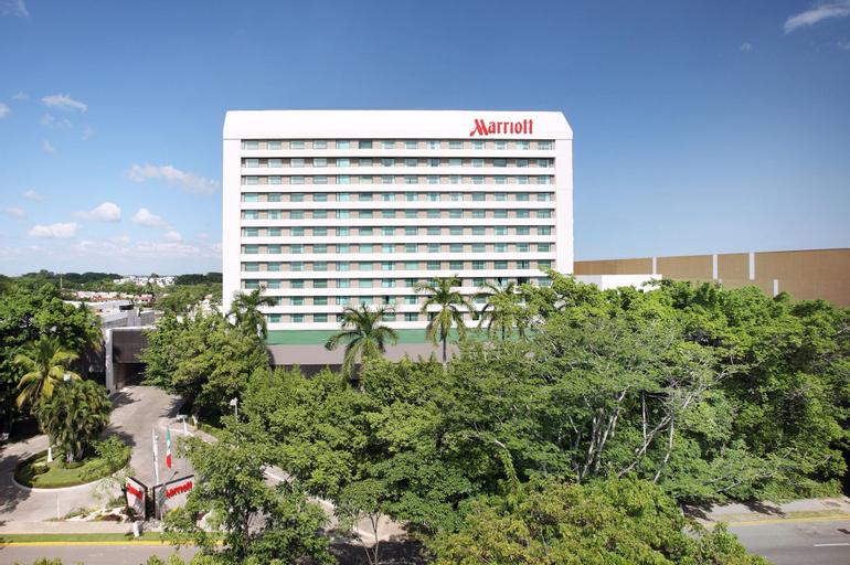 Villahermosa Marriott Hotel, Centro