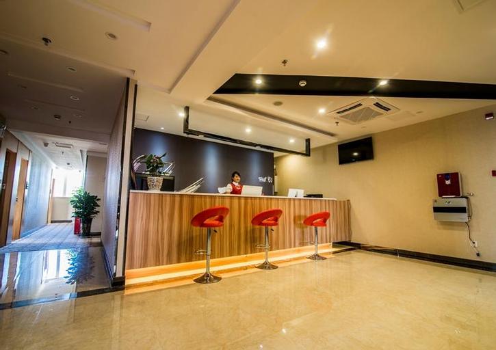 Thank Inn Hotel Sichuan Luzhou Longmatan District Trade City, Luzhou