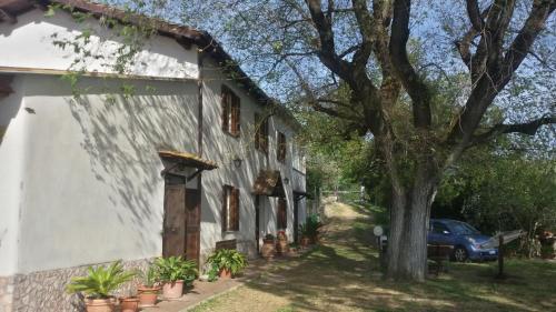Casale di campagna, Rieti