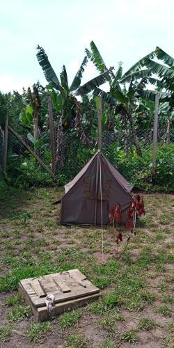 Atlantis campsite, Fort Portal