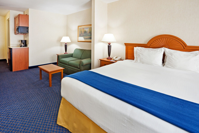 Holiday Inn Express Hotel & Suites Cherokee-Casino, Jackson