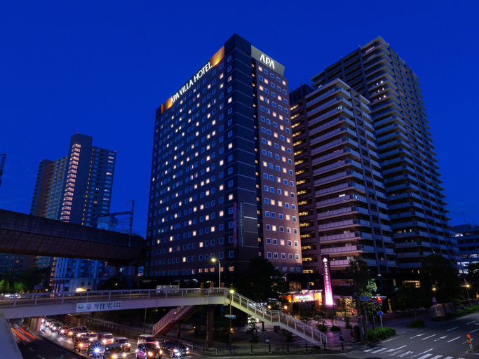 APA Villa Hotel Sendaieki-Itsutsubashi, Sendai