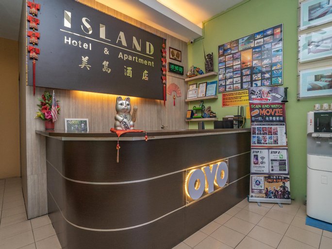 The Island Hotel, Manjung
