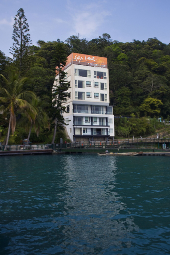 Spa Home Sun Moon Lake Luxury Lakeside Hotel, Nantou