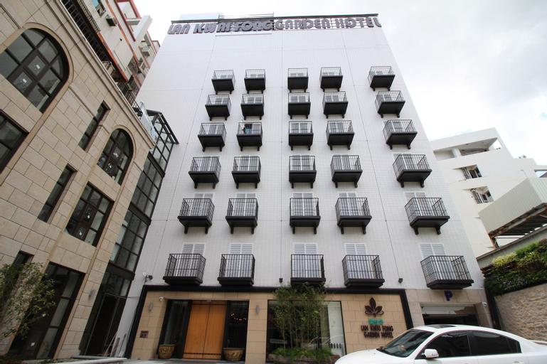 Lan Kwai Fong Garden Hotel, Chiayi City