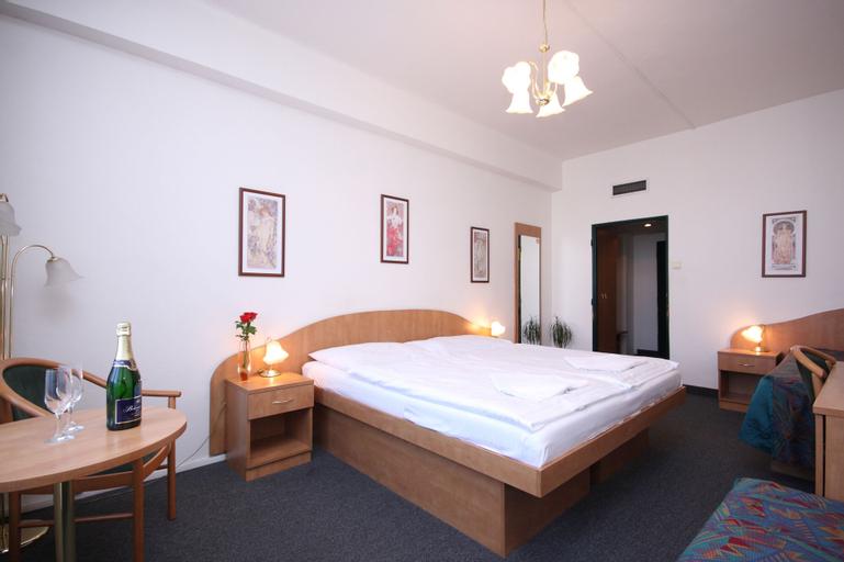 Hotel Legie, Praha 1