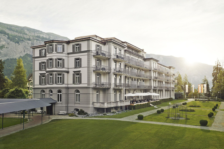 Waldhaus Flims Wellness Resort, Imboden