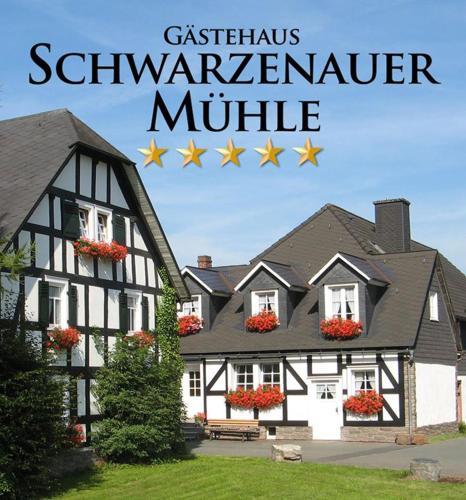 Gastehaus Schwarzenauer Muhle, Siegen-Wittgenstein