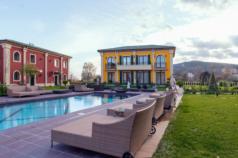 Hotel Therma Eco, Balchik