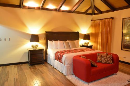 Hotel Boutique La Casona del Cafetal, Paraíso