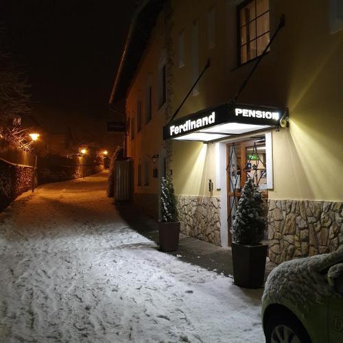Ferdinand Penzion, Košice-okolie