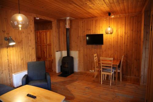 Vesterland Feriepark Hytter, hotell og leikeland, Sogndal