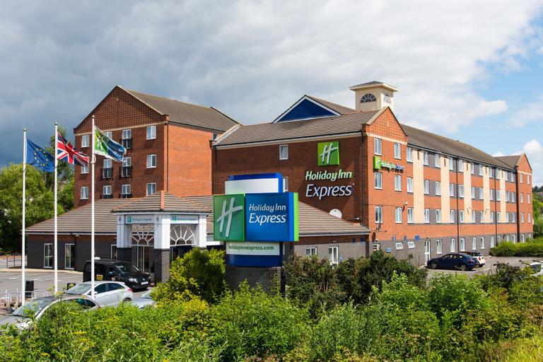 Holiday Inn Express Newcastle - Metro Centre, Newcastle upon Tyne