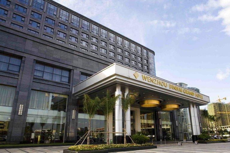 Wenzhou Binhai Grand Hotel, Wenzhou