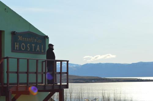 Hospedaje Manantiales, Lago Argentino