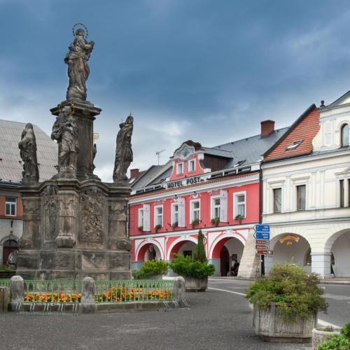 Hotel Posta, Jičín