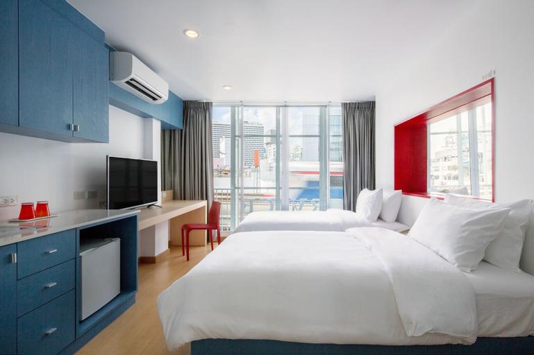 128 room and massage, Ratchathewi