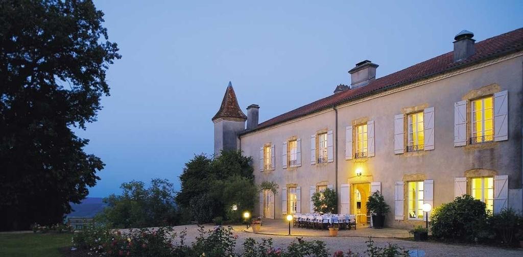 Chateau de Projan, Gers