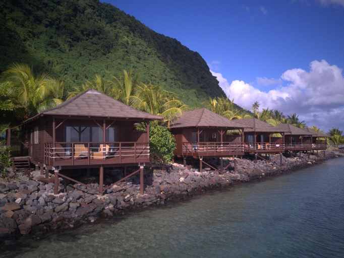 Aga Reef Resort and Spa, Aleipata Itupa i Luga
