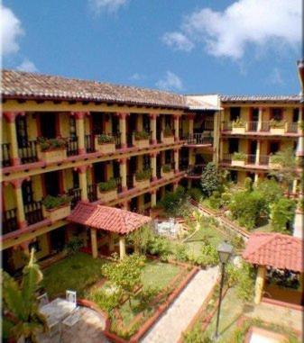 D' Monica Hotel, San Cristóbal de las Casas