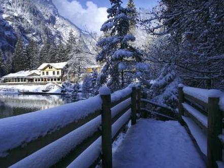 Hotel Blausee, Frutigen