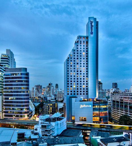 Radisson Blu Plaza Bangkok, Wattana