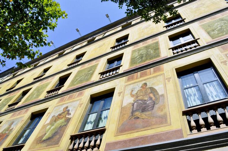 Catalonia Eixample 1864, Barcelona