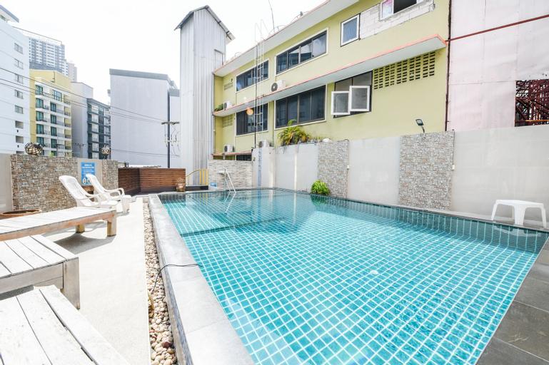 Tez Palace Hotel, Pattaya