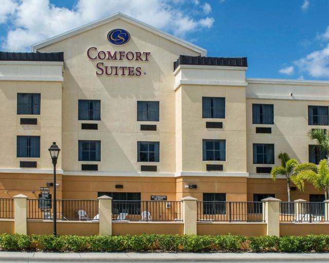 Comfort Suites Vero Beach I-95, Indian River