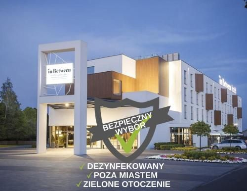 In Between Hotel by Vanilla Group, Lublin