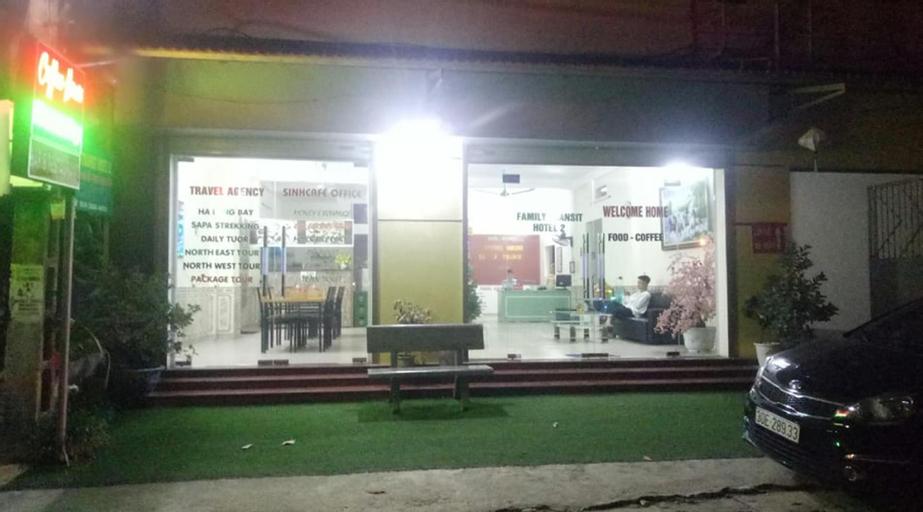 Family Transit Apartment, Sóc Sơn