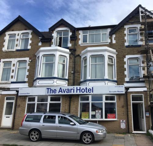 The Avari Hotel, Blackpool