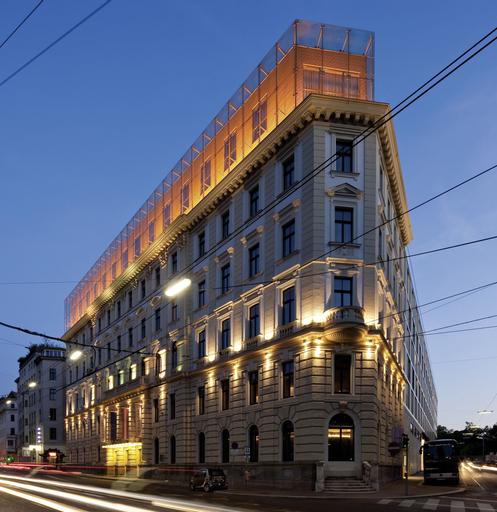 Austria Trend Hotel Savoyen Vienna, Wien