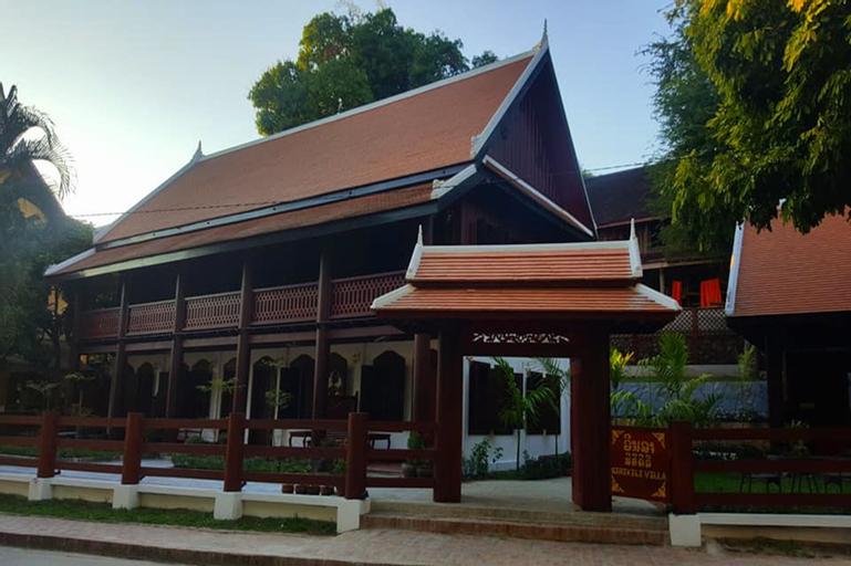 Villa Sirikili Luang Prabang, Chomphet