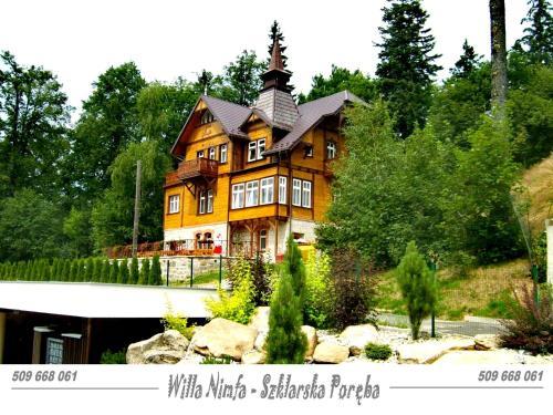 Willa Nimfa, Jelenia Góra