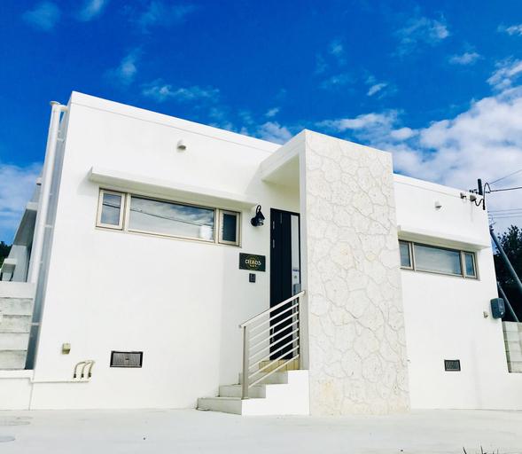 CHAOS igusa villa, Nago