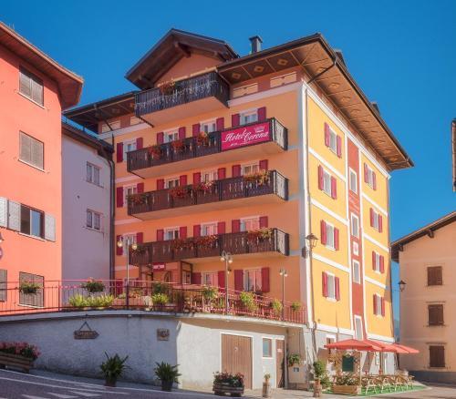 Albergo Corona, Trento