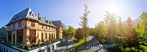 Hotel Lomnica, Poprad