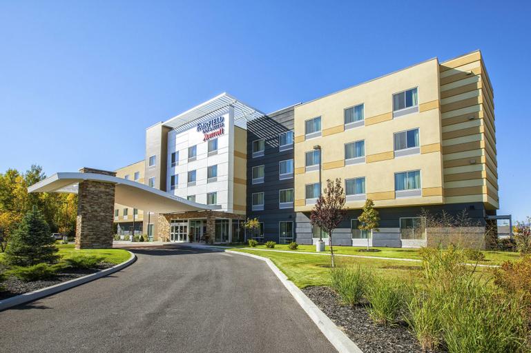 Fairfield Inn & Suites Plattsburgh, Clinton