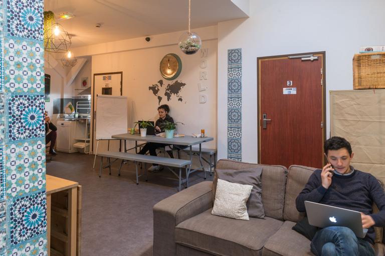 Trendy Hostel, Val-de-Marne