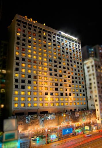Metropark Hotel Kowloon, Kowloon City