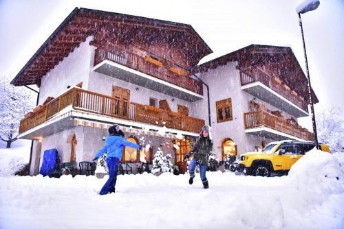 Alpen Hotel Rabbi, Trento