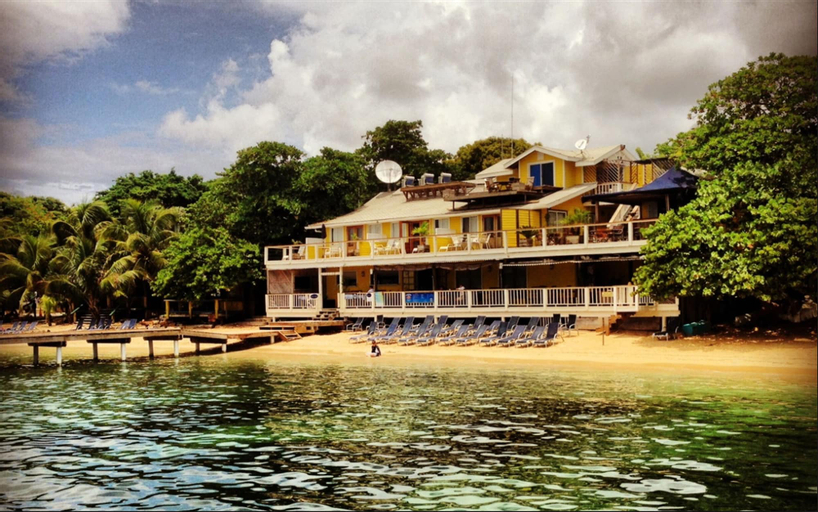 The Beach House Boutique Hotel, Roatán