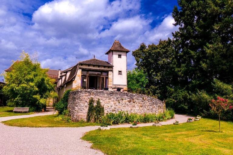 Domaine de Borie Chambres d'Hotes, Lot