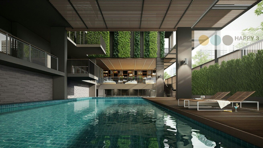 Happy 3 Hotel, Pathum Wan