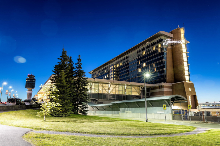 Fairmont Vancouver Airport In-Terminal Hotel, Greater Vancouver