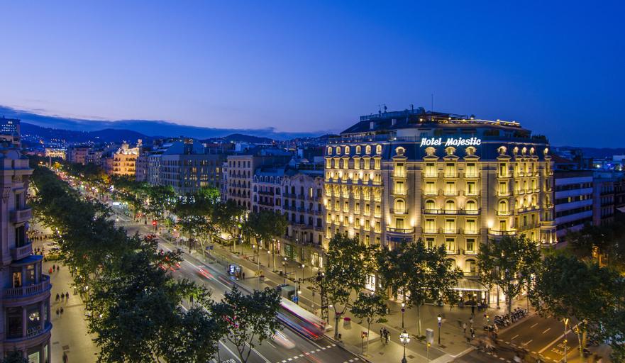 Majestic Hotel & Spa Barcelona, Barcelona